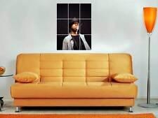 "J Dilla 35""x25"" Inch Mosaic Wall Poster Rap Hip Hop Jay Dee"