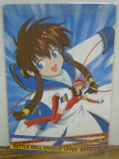Misaki Hikaru Shitajiki Pencil Board Angelic Layer Battle Doll Clamp Anime Manga