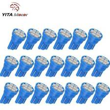 YITAMOTOR Blue T10 Wedge 8 SMD LED Interior Light Bulbs W5W 194 2825 168 20PCS