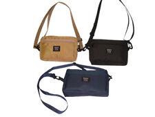 b14f3c614fd Style  Messenger Shoulder BagColor  Black. Shoulder bag with pocket,unisex  purse travel clutch personal bag, Made in U.S.A.