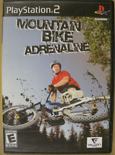 Mountain Bike Adrenaline (Sony PlayStation 2, 2007) PS2 GAME COMPLETE