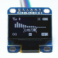 PANTALLA OLED 0.96 '' 128X64 INTERFAZ SPI BLANCO MÓDULO IIC ARDUINO LCD 0,96 PI