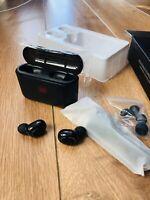 Mini ecouteurs EXTRA BASS bluetooth Sans Fil Techtrusty dernière version Neuf