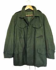 Vintage NATO M51 Mod U.S Military Army Parka Jacket – Khaki Green – XS S M L XL