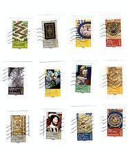 Serie complete timbres obliteres Objets d'art Renaissance - 2014