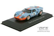 Ford GT 40 Mk.I - 24h Le Mans 1969 - Ickx / Oliver - 1:43 WB R001