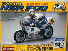 Vintage (late 1980s) Kyosho Honda NSR500 RC 1/8 Motorcycle
