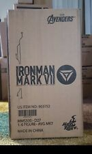 Iron Man Mark VII Sixth Scale Figure by Hot Toys Die cast - Regular version