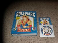 Solitaire (PC, 2000) Near Mint Game with box
