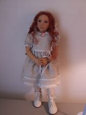 Marlie Doll by Annette Himstedt - Puppen Kinder One Year 1996 Nice COA