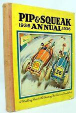 Pip & Squeak Annual for 1936 - Rare