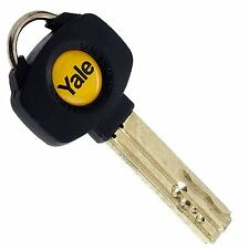 Extra Security Keys Cut Yale Platinum Euro Cylinder Barrel Door Lock Key Cutting