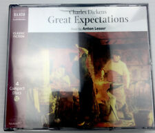 Great Expectations by Charles Dickens Read By Anton Lesser Naxos Audio Book CD