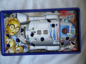 Operation Star Wars Edition Spare Game Board ONLY with Batteries from Hasbro
