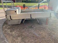 Ford f100 f250 aluminium tray