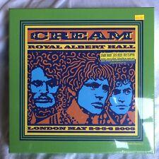 "CREAM ""ROYAL ALBERT HALL""  COLORED VINYL BOX Reprise 49416 RSD 2013 Eric Clapton"