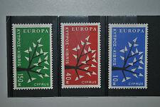 Chypre 1962 Europa Neufs sans charnière/MNH