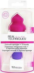Real Techniques 2 Miracle Makeup Sponges