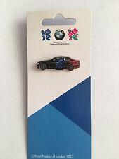 London Paralympics 2012 Official Partner BMW Metal Lapel Pin