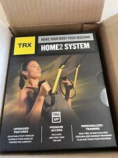 TRX Home 2  suspension training system.