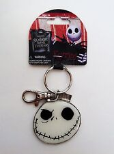 Nightmare Before Christmas - Jack Skellington Pewter Keychain - Backpack Clip