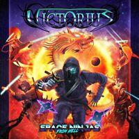 VICTORIUS - SPACE NINJAS FROM HELL    VINYL LP NEU
