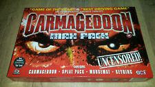 Carmageddon Max Pack for PC CD-ROM - Original Big Box - 100% Complete / VGC