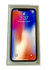 Apple iPhone X - 64GB - White (Unlocked)
