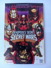 Deadpool's Secret Secret Wars - Marvel Warzones Graphic Novel Trade Paperback
