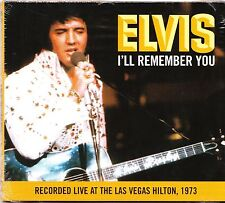 Elvis Presley I'LL REMEMBER YOU - FTD 76 New / Sealed CD
