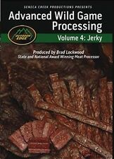 DVD Outdoor Edge Advanced Wild Game Processing, Vol. 4: Jerky  JP101