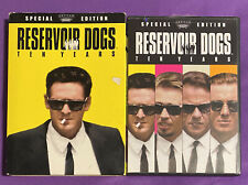 Reservoir Dogs 10 years Special Edition Dvd Quentin Tarantino Free Shipping