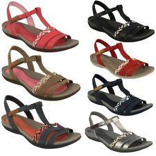 Clarks Cuban Heel Casual Sandals & Beach Shoes for Women