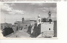 Church of Nativity Bethlehem Israel Photograph Postcard 2197