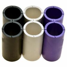 Turbo Xcel Pre-Drilled Bowling Thumb Sleeve Oval CHOOSE SIZE & COLOR