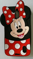 IT- PHONECASEONLINE SILICONE COVER A.MINNIE PARA HUAWEI ASCEND Y625