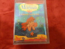 Disney 1997 Upper Deck The Little Mermaid Collectible Complete 90 Card Set Mint