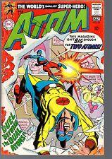 Atom 36  Golden age Atom      DC 1968