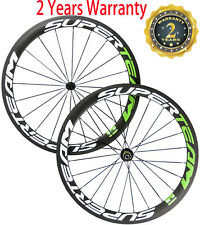 700C Carbon Road Wheels Cycling Clincher Carbon Wheelset 50mm Carbon Bike Wheel