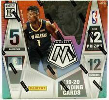 2019/20 Panini Mosaic Tmall Basketball Hobby Box
