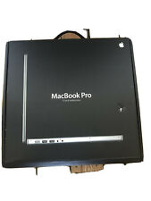 Apple MacBook Pro 17inch: CPU 2.16GHz , 2GB RAM, 100GBHDD, Model Year 2006