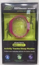Skechers Go Walk Activity Tracker/Sleep Monitor Pink