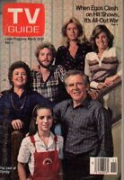 1980 TV Guide March 15 - Anne Meara - Archie Bunker's Place; Family; Copperfield