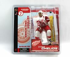 McFarlane CHRIS CHELIOS Detroit Red Wings NHL Action Figure Series 7 2003