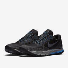 Nike Hombre Nike Air Zoom ratonera 3 GTX Gore Tex Negro Zapatillas