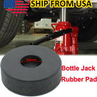 For Most 2 Ton Bottle Jacks Rubber Bottle Jack Pad With Hole Jacking Point 20mm