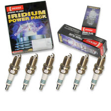 6 pc Denso Iridium Power Spark Plugs for Honda Ridgeline 3.5L V6 2006-2008 ni