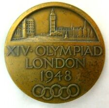 New Listing1948 Original Olympic Participation Medal