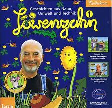 Löwenzahn 1 Geschichten aus Natur Umwelt & Technik CD ( PC CD-ROM ) Peter Lustig