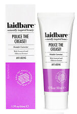 Laidbare Laid Bare POLICE THE CREASE! Anti-Ageing Wrinkle Corrector Cream 50ml